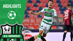 Bologna-Sassuolo 1-2 Highlights