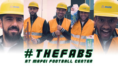 #TheFab5 at Mapei Football Center | Coming soon