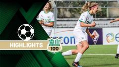 Serie A Femminile | Fiorentina-Sassuolo 1-3