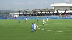Gli highlights di Empoli-Sassuolo Femminile 0-4