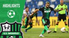 Sassuolo-Milan 1-2 Highlights