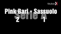 Gli highlights di Pink Bari - Sassuolo 2-1