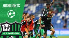 Sassuolo-Sampdoria 4-1 Highlights