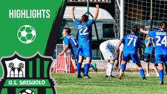 Gli highlights di Atalanta-Sassuolo Femminile 0-2