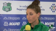 Iannella e Zanoletti dopo Sassuolo-Bologna