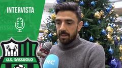 Capitan Magnanelli in vista di Milan-Sassuolo
