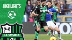 Sampdoria-Sassuolo 0-0 Highlights