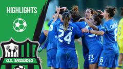 Coppa Italia: highlights di Sassuolo-Chievo Femminile 1-0