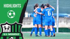 Gli highlights Orobica-Sassuolo Femminile 0-3