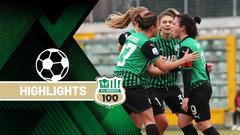 Serie A Femminile | Sassuolo-Inter 1-0