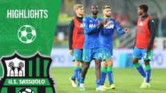 Parma-Sassuolo 1-0 Highlights