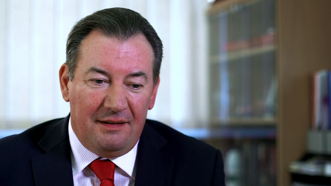 Features | Terry Pullinger the new Deputy General Secretary