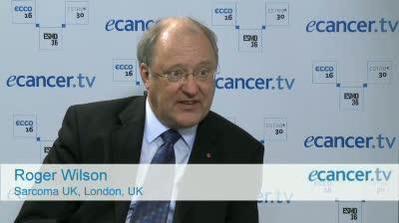 Resultado de imagen de roger wilson sarcoma uk