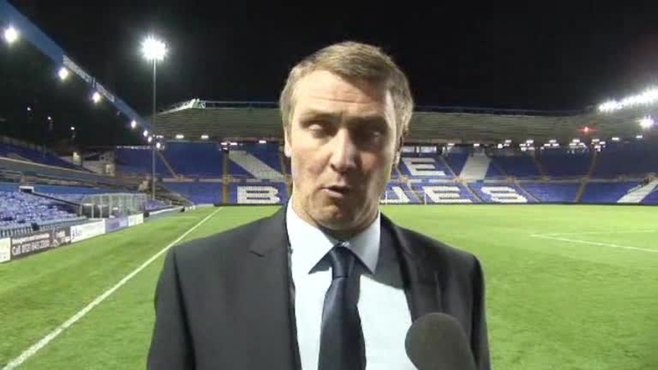 Click here to watch the Clark reflects on Barnsley defeat video
