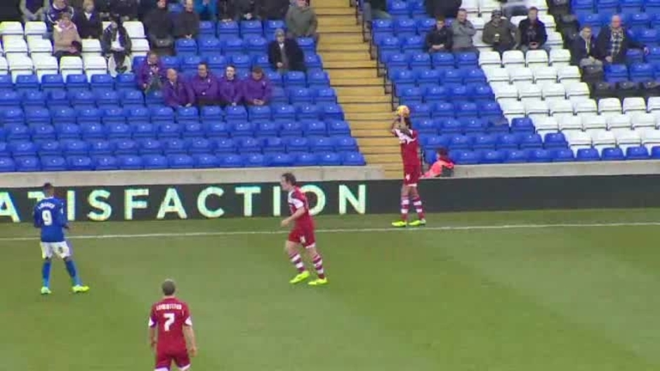 Click here to watch the The Match: Blues v Middlesbrough video