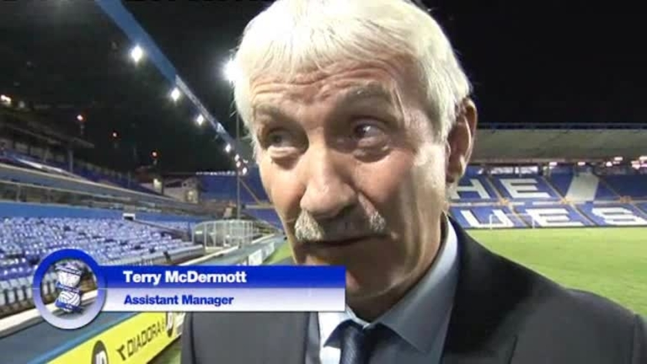 Click here to watch the McDermott praises character video