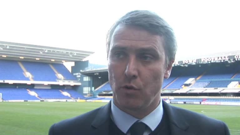 Click here to watch the Clark disappointed by below-par Blues video