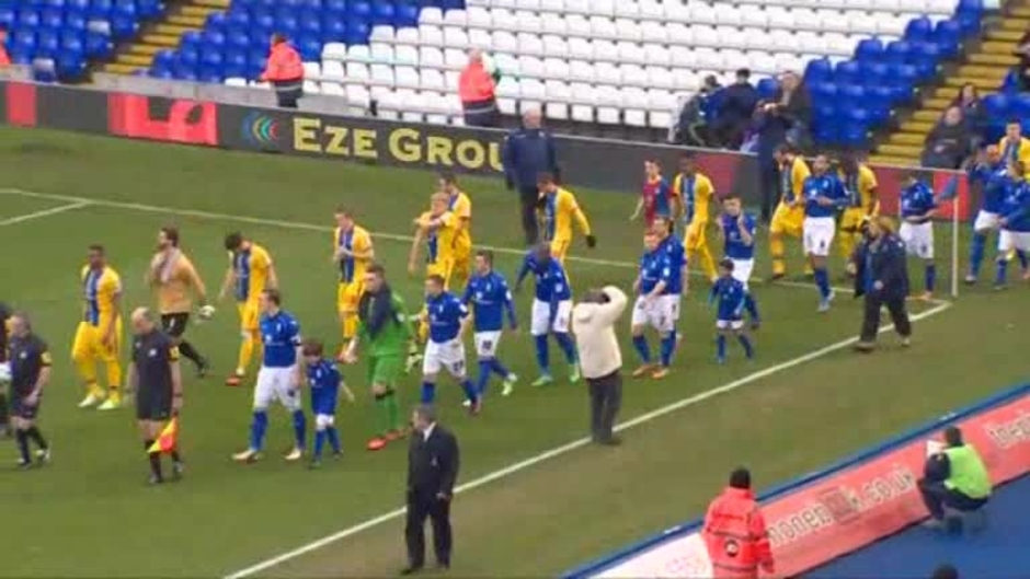 Click here to watch the The Match: Blues v Crystal Palace video