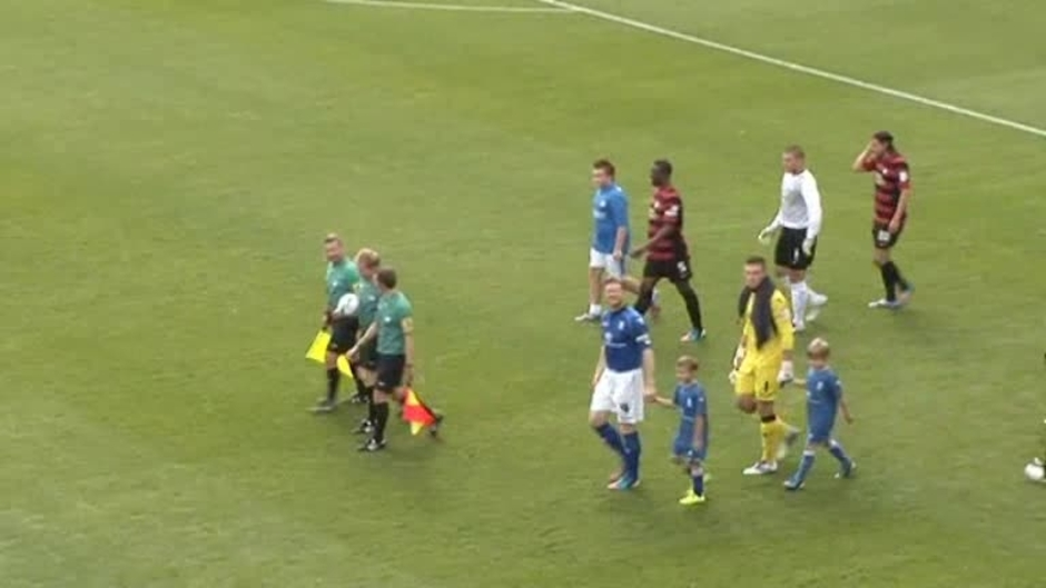Click here to watch the The Match: Blues v Peterborough video