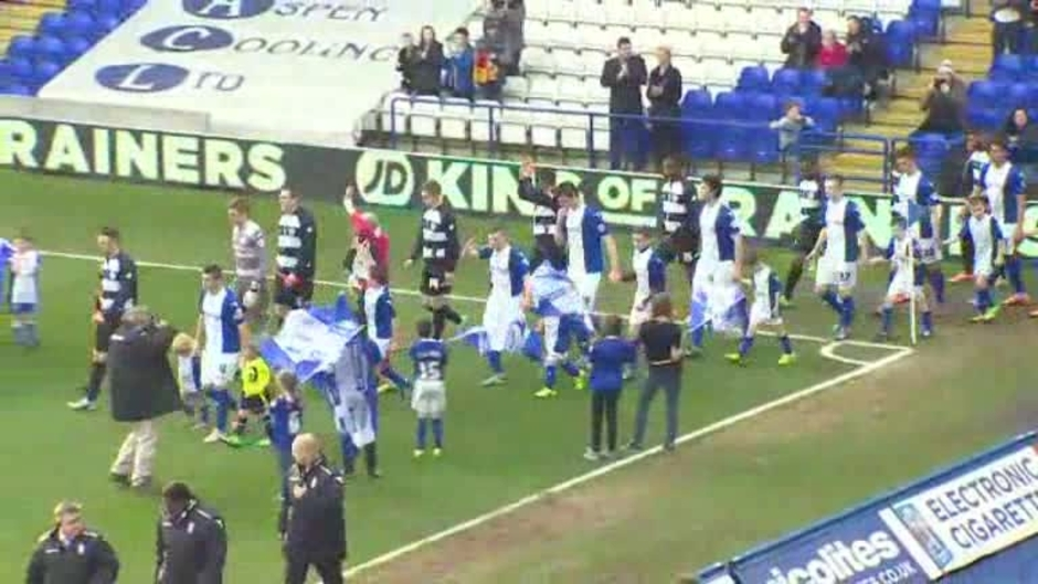 Click here to watch the The Match - Blues v QPR video
