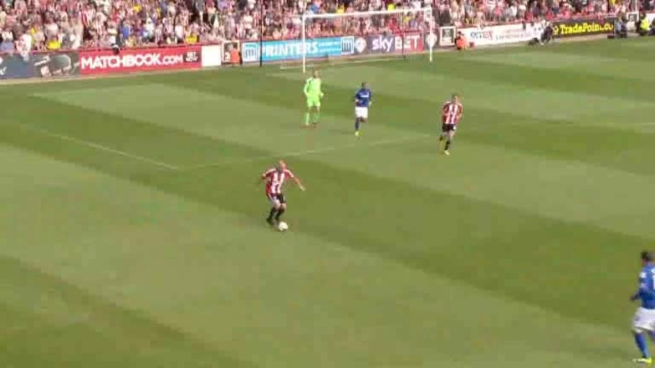 Click here to watch the The Match - Brentford v Blues video
