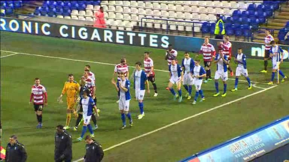 Click here to watch the Birmingham 1 Doncaster Rovers 1 video