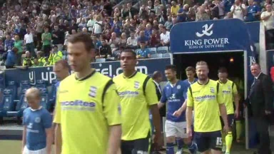 Click here to watch the The Match: Leicester City v Blues video