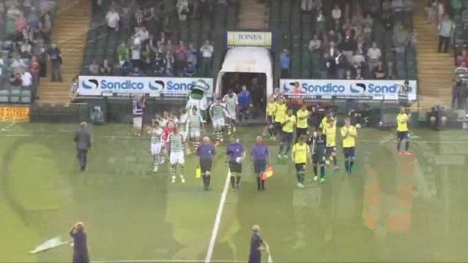 Click here to watch the The Match: Yeovil Town v Blues video