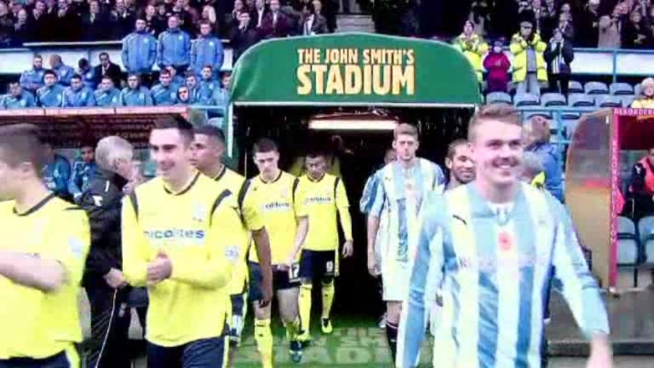 Click here to watch the The Match: Huddersfield Town v Blues video