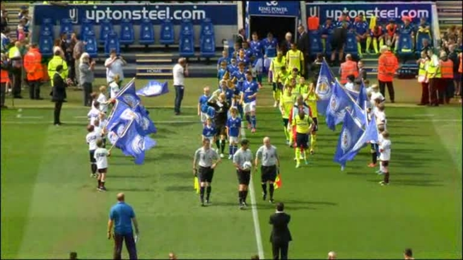 Click here to watch the Leicester 3 Birmingham 2 video