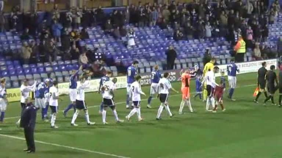 Click here to watch the The Match: Blues v Bristol City video