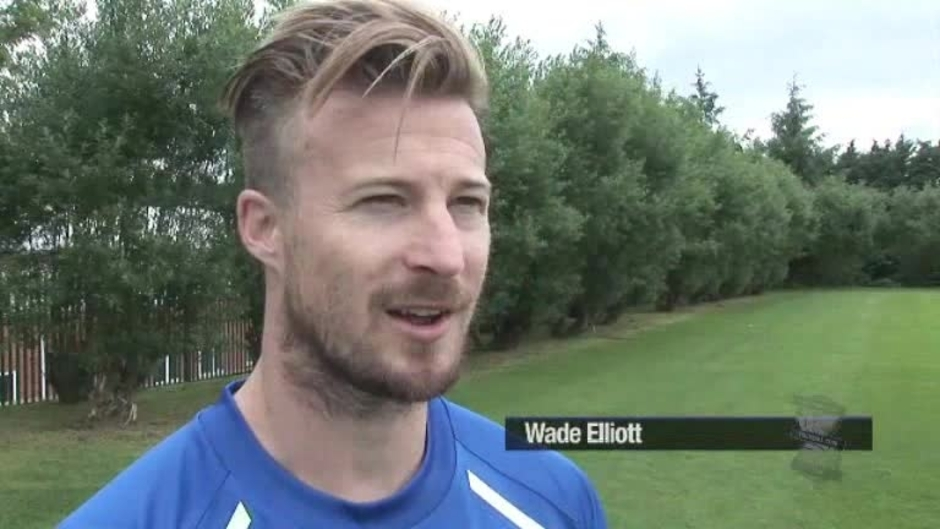 Click here to watch the Elliott delighted to extend Blues stay video