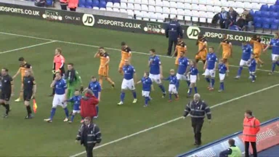 Click here to watch the The Match: Blues v Hull video