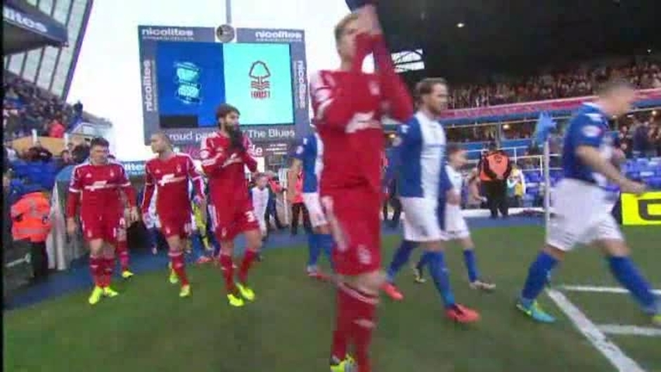 Click here to watch the The Match: Blues v Nottingham Forest video