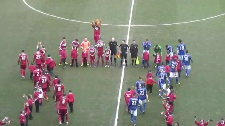 Click here to watch the The Match: Middlesbrough v Blues video