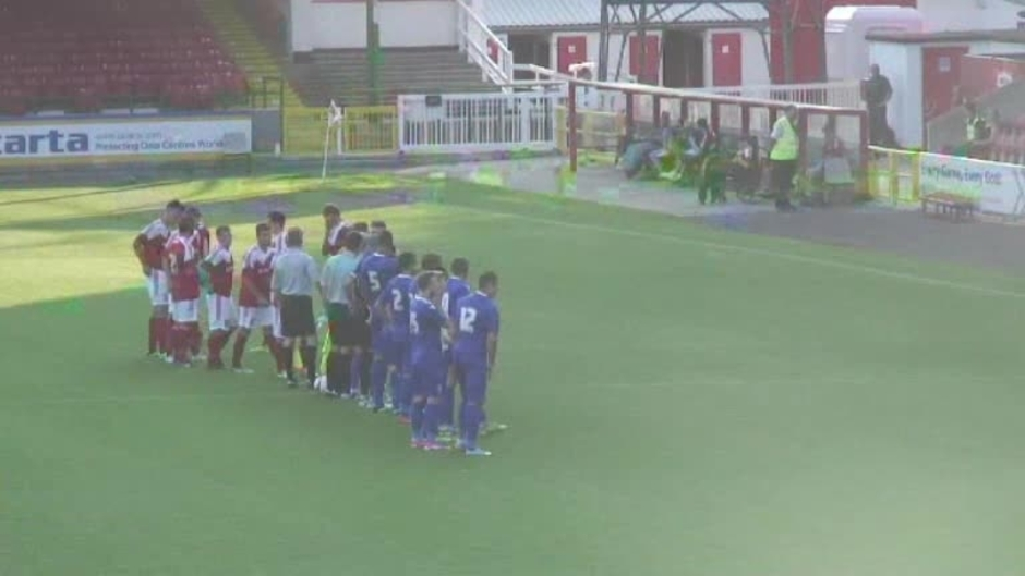 Click here to watch the Highlights: Swindon Town v Blues video