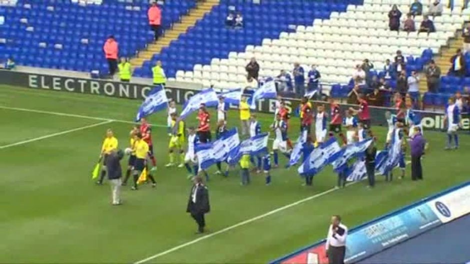 Click here to watch the The Match: Blues v Ipswich Town video