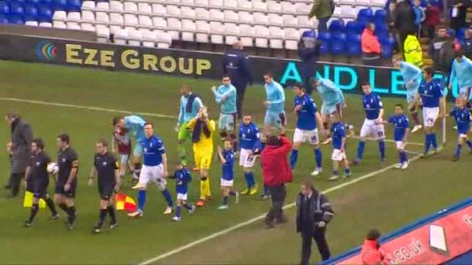 Click here to watch the The Match: Blues v Burnley video
