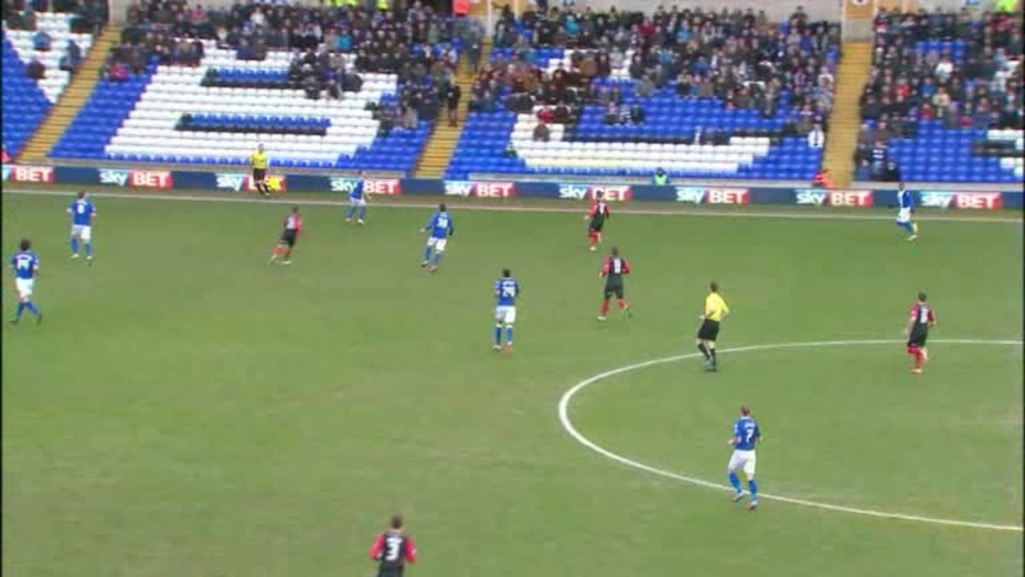 Click here to watch the The Match - Blues v Huddersfield Town video