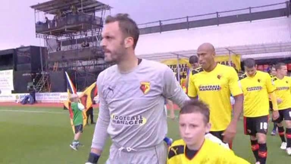 Click here to watch the The Match: Watford v Blues video