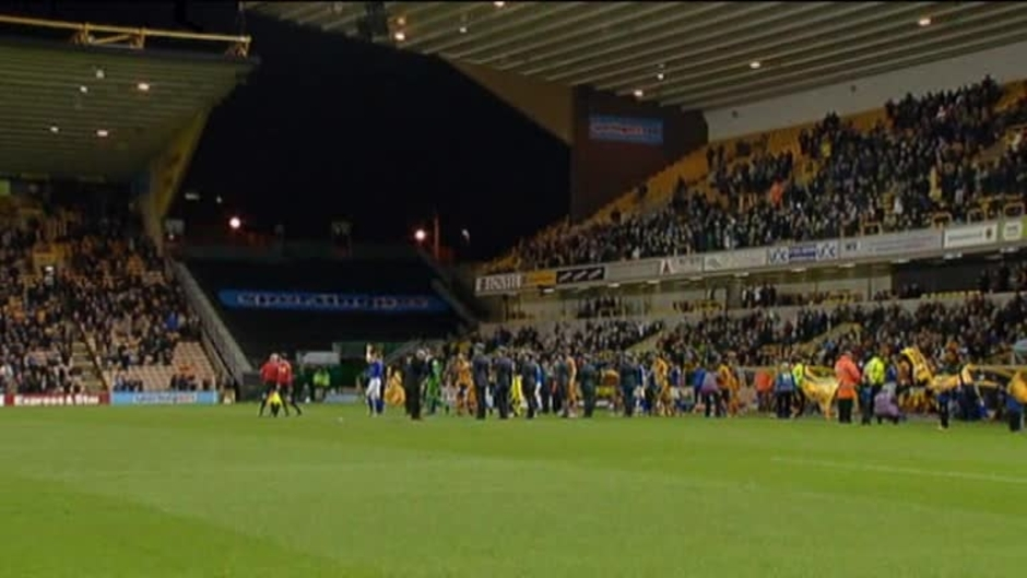 Click here to watch the Wolves 1 Birmingham 0 video