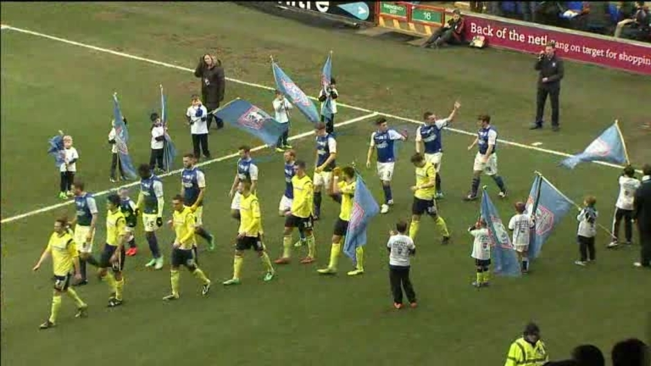 Click here to watch the Ipswich 1 Birmingham 0 video