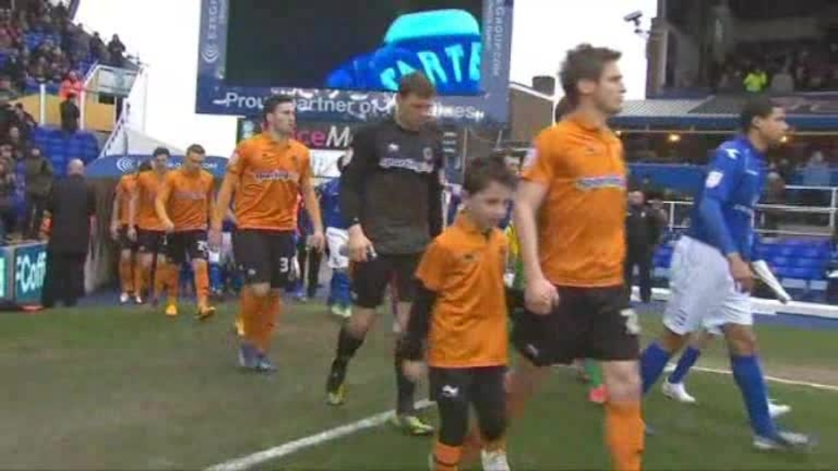 Click here to watch the The Match: Blues v Wolves video