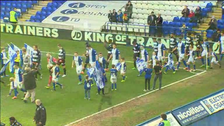 Click here to watch the Birmingham 0 QPR 2 video