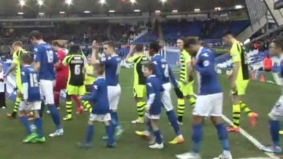 Click here to watch the The Match: Blues v Yeovil Town video