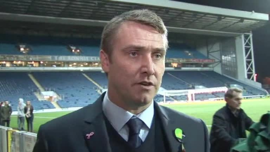 Click here to watch the Clark pleased with Rovers return video