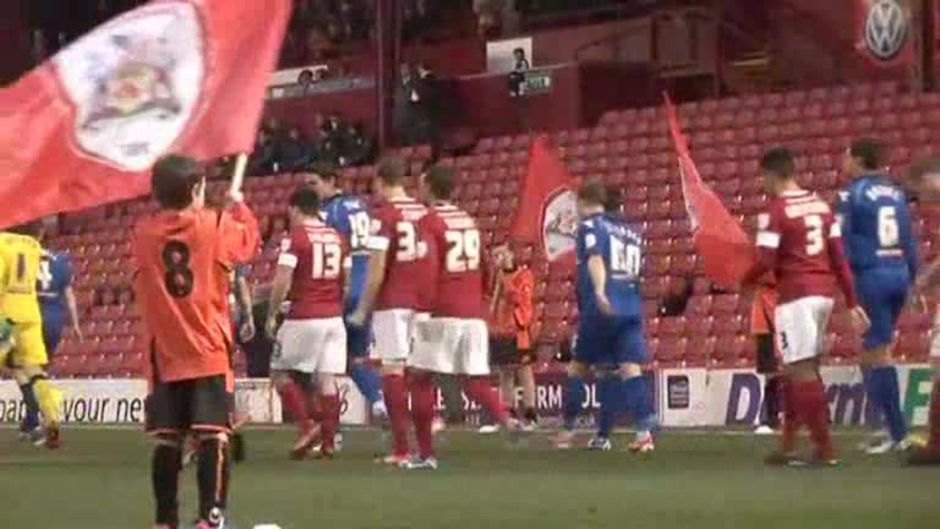 Click here to watch the The Match: Barnsley v Blues video
