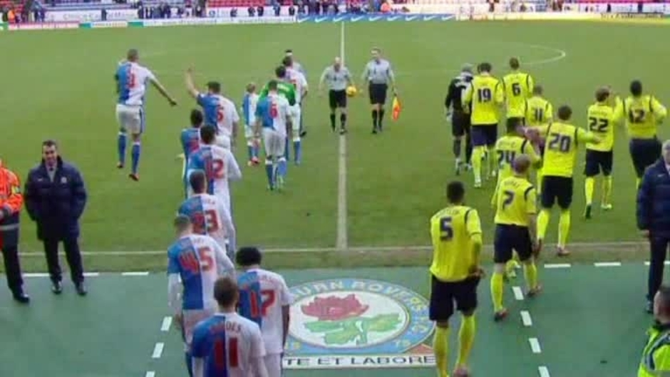 Click here to watch the The Match: Blackburn Rovers v Blues video
