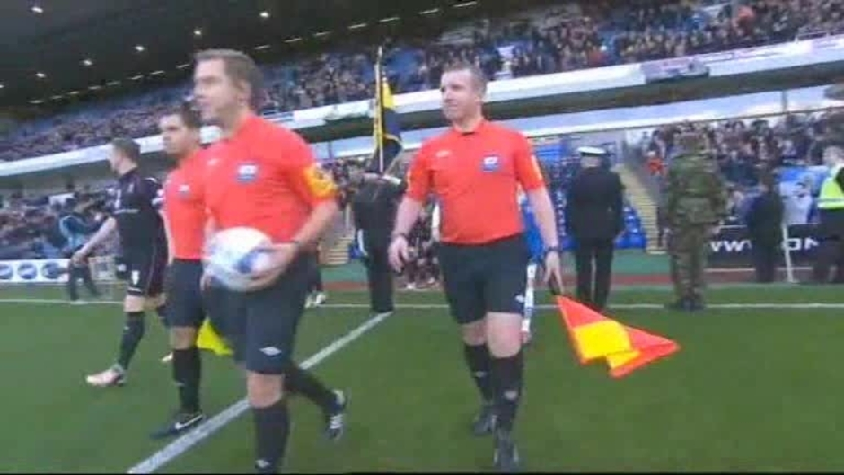 Click here to watch the The Match: Blackburn v Blues video