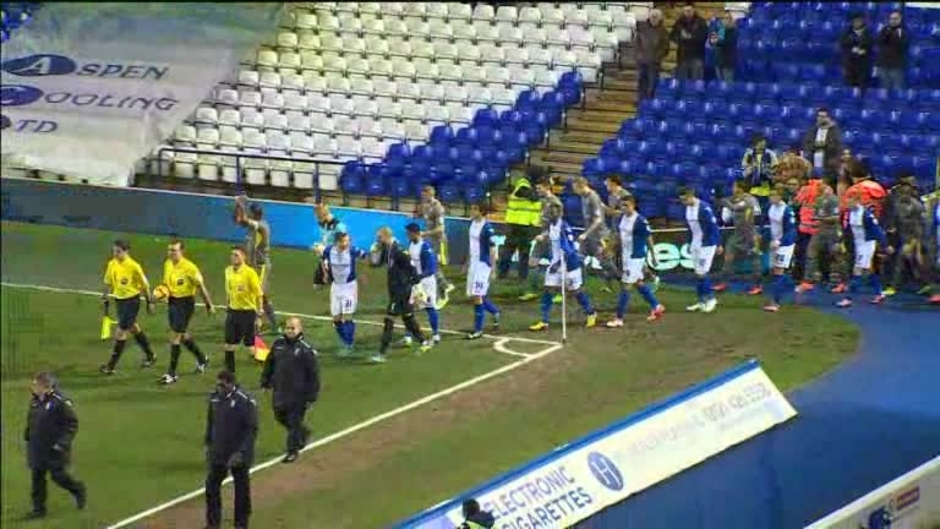 Click here to watch the Birmingham 1 Leicester 2 video